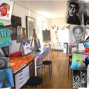 Kinderatelier in De Kunst Keuken te Dalfsen