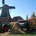 Dorsdemonstratie bij de Westermolen
