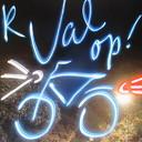 De landelijke campagnedag van de fietsverlichting