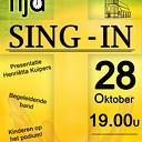 Tijd voor een Sing-in