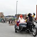 Loco-burgemeester Ruud van Leeuwen verwelkomt Sint-Nicolaas in de Spil
