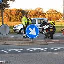 Aanrijding fietser / auto