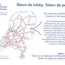 Brief Scherpenkate voor Minister Cora van Nieuwenhuizen