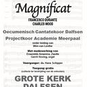 Het Magnificat van Fransesco Durante