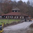 Nieuwe ingang Natuurboerderij Lindehoeve