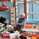 Druk bezochte Bazaar Rosengaerde