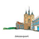 Workshop 'Schilder je hotspot van Dalfsen of Zwolle'