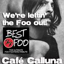 Best of Foo bij Café Calluna