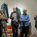 Kantkloskring IJsselv(l)echt organiseert een expositie.