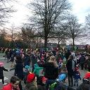 Sinterklaas op basisschool de  Polhaar