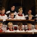 Jongenskoor Dalfsen zondag in Raalte