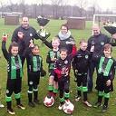 FC Dalfsen J09-1 pakt najaarstitel