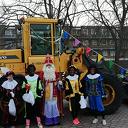 Van Lenthe uit Dalfsen helpt Sint in Zwolle