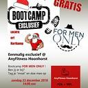(Kerst)mannenbootcamp