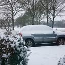 Sneeuw maakt de wereld mooi