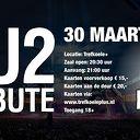 Trefkoele+ Live presenteert: The U2 Tribute