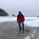 IJsmeester zakt door het ijs bij IJsclub Stokvisdennen