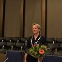 Erica van Lente onze nieuwe burgemeester van de gemeente Dalfsen