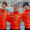 Vier keer goud op de Landenwedstrijd voor Westenbroek