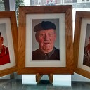 Foto's van Paul Scholten  in  gemeentehuis