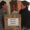 1000 pakken koffie voor de voedselbank