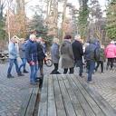 Marie Kievitsbosch Wandeling met Wim Schrijver