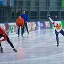 Goed NK voor schaatsers Van Vilsteren en Ten Cate