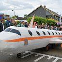 Nieuwe animaties vliegroutes Lelystad Airport boven Flevoland