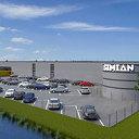 Bouw in volle gang: Simian wordt een van de grootste online drukkerijen