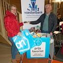 Damito Dag 1, Voedselbank Dalfsen-Nieuwleusen