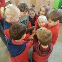 Kinderen van groep 1-4 mogen kijken bij Scouting