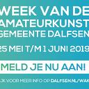 Aanmelden WAK 2019 in Dalfsen gestart