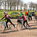 Step toertocht start in Dalfsen