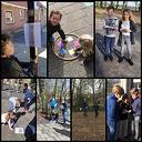 Sint Willibrordusschool Vilsteren actief met buitenlessen
