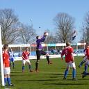 Belangrijke overwinning USV op Gorredijk