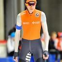 Mooie eerste 10 km Hermen Velthuis en Sybren Kemper