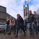 Vastenwandeling Hoonhorst: alle regen en zegen komt van boven!