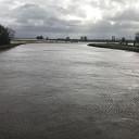 Geen problemen door volle rivieren en sloten bij waterschap