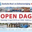 Open dag Zwolsche Roei- en Zeilvereeniging