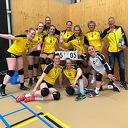 Dalvo Dames 1 sluit seizoen winnend af!