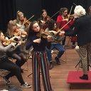 Genieten bij het Britten Jeugd Strijkorkest