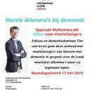Extra bijeenkomst alzheimercafé Dalfsen