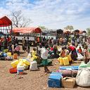 Vluchtelingen in Uganda door Freek Prins uut Dalfsen