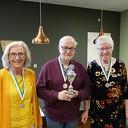 Bridgeclub Saam Welzijn Lemelerveld: winnaars competitie 2018-2019