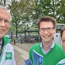 D66 Europa zichtbaar in Dalfsen