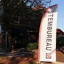 Stembureaus open