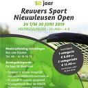 Reuvers Sport Nieuwleusen Open Tennistoernooi