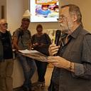 Officiële opening Foto-expositie in De Spil