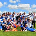 V.V. Hoonhorst Kampioen