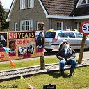 Eddie van Geenhuizen 50 jaar.